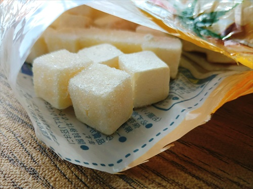 パルシステムの冷凍豆腐